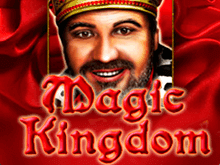 играй на деньги в автомат Magic Kingdom