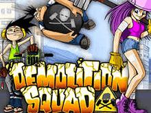Игровой автомат Команда Демонтажников онлайн